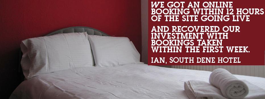 South Dene Hotel Testimonial