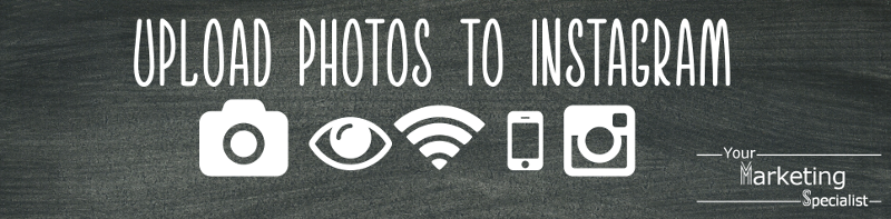 Upload photos to Instagram from camera with Eye Fi