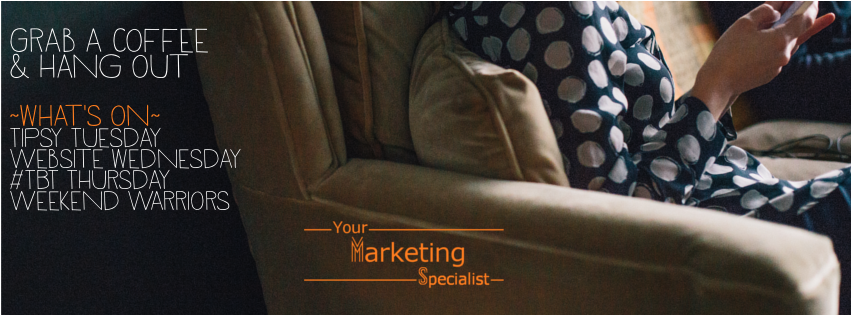 Your Marketing Lounge Facebook Group from Your Marketing Specialist