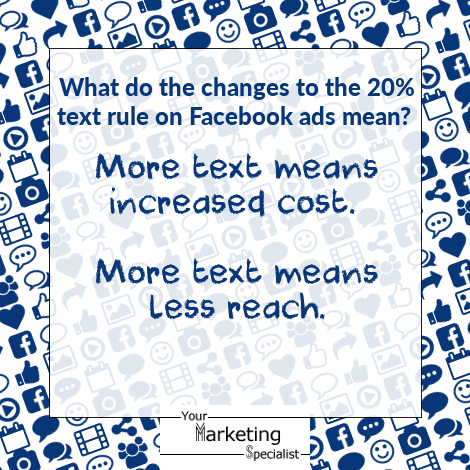 What do the changes to Facebook ads mean?