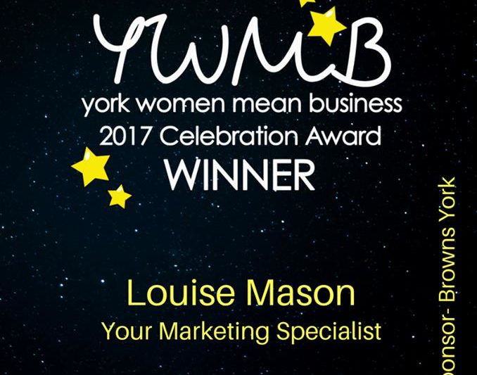 York Women Mean Business Award Winner