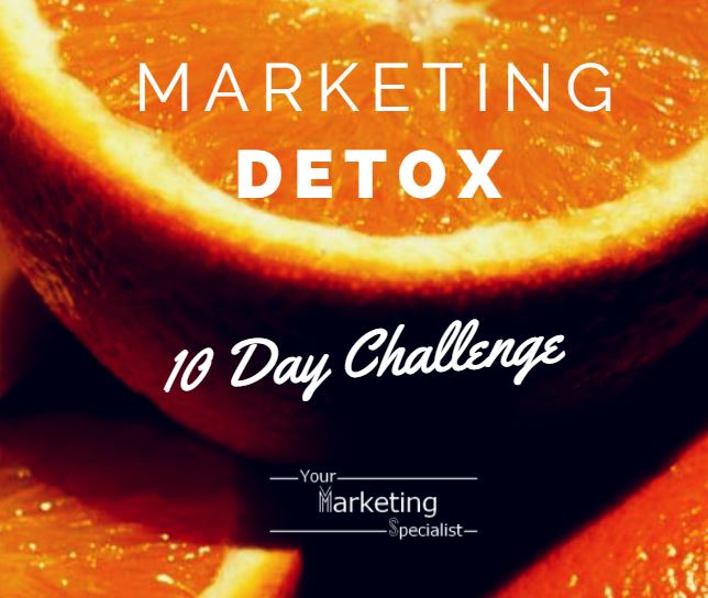 Marketing Detox Challenge