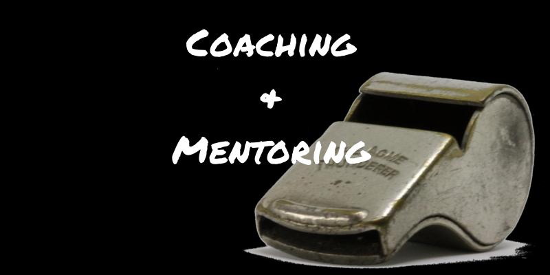 marketing coaching and mentoring