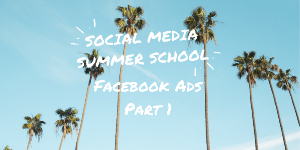 Social Media Summer School Workshop Part 1