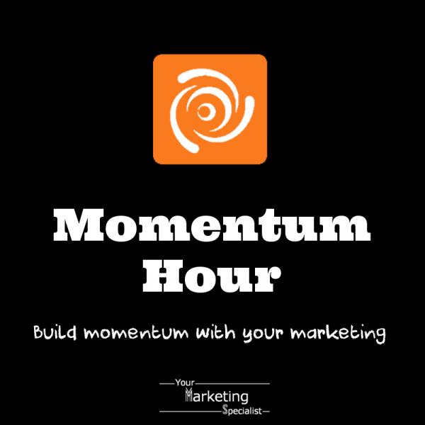 marketing momentum hour