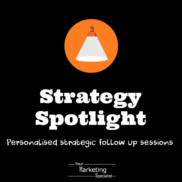marketing strategy spotlight sq