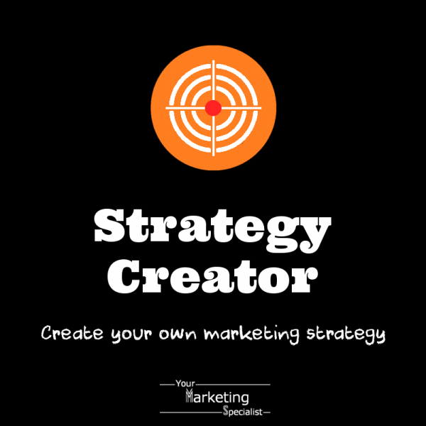 marketing strategy creator