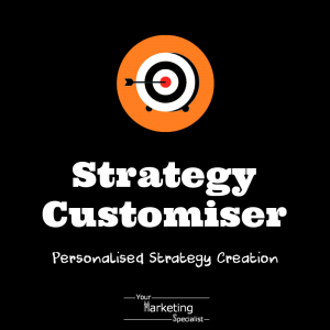 Marketing Strategy Customiser