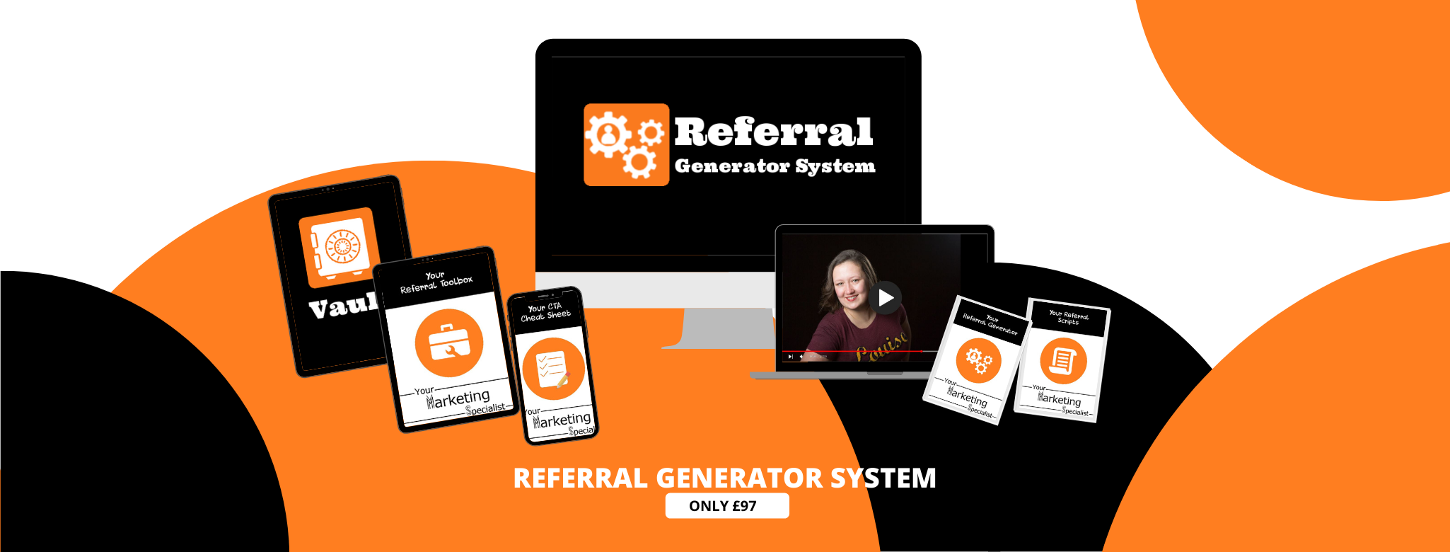 referral generator